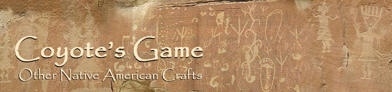 Coyote's Game Other American Indian Crafts